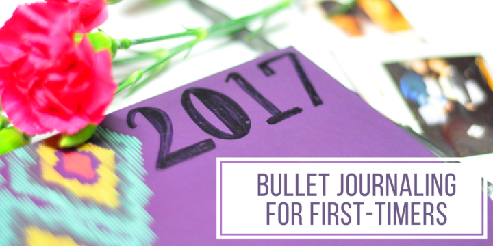 How to Bullet Journal (First Time)