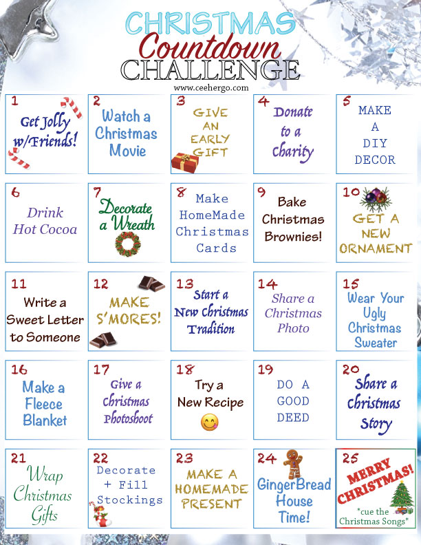 christmaschallenge2017